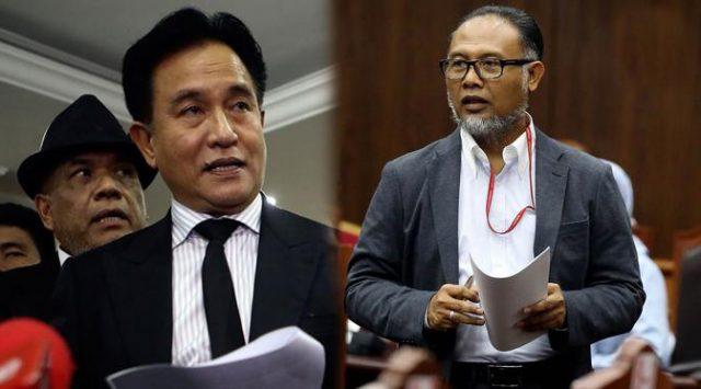 Menilik Keberhasilan Berpekara di MK, Yusril dan Bambang Widjojanto