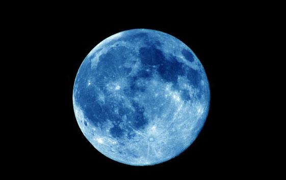 Super Blue Moon Diprediksi Muncul Sambut Malam Lailatul Qadar
