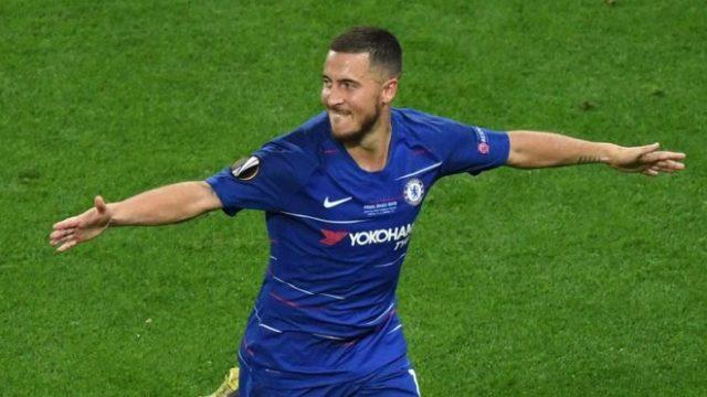 Sumbang Kemenangan, Eden Hazard Ucapkan Selamat Tinggal pada Chelsea