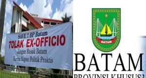 Berkecamuk Persoalan Ex-Officio Batam, Bahkan Isu Pembentukan Provinsi Khusus