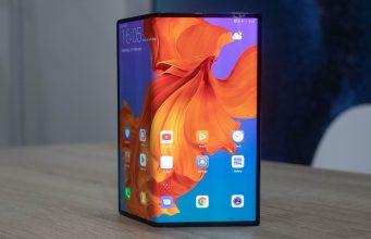 Huaiwei Mate X Gunakan Koneksi 5G, Bakal diluncurkan 2019